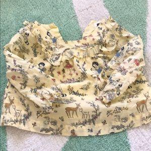 Gap Disney Baby Snow White Shirt